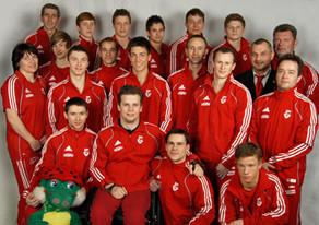 Team vom Sportclub Cottbus
