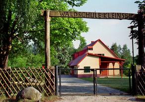 Waldschule Kleinsee in Brandenburg
